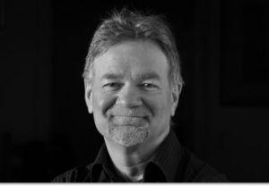 Black and White photo of Richard McLellan, NACC CEO.